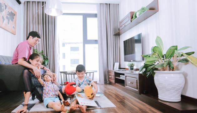 """Nhà là tổ ấm bình yên"""" - Hành trình cảm xúc dành cho khách hàng tại dự"""