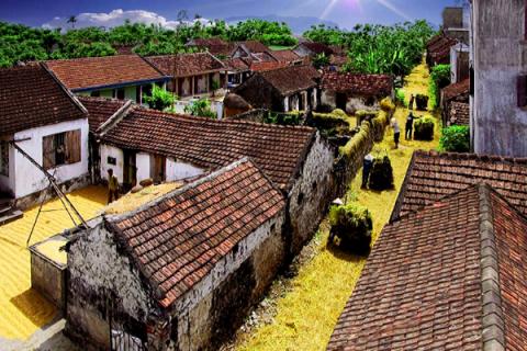 Những Ngôi làng xưa như cổ tích ở Việt Nam
