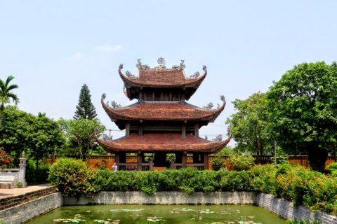 Linh thông cổ tự: Nơi lưu giữ nhiều pho tượng cổ