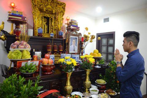 Tìm hiểu các nghi thức thờ cúng tổ tiên quan trọng của người Việt