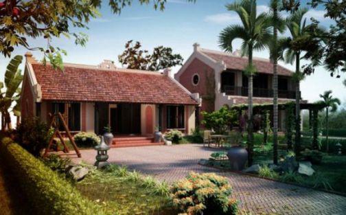 Tuyển chọn những hình ảnh mẫu nhà vườn ở quê hương Việt Nam | Nhà Đất Số –  Bất Động Sản – Tin Nhà Đất – Thông Tin Nhà Đất