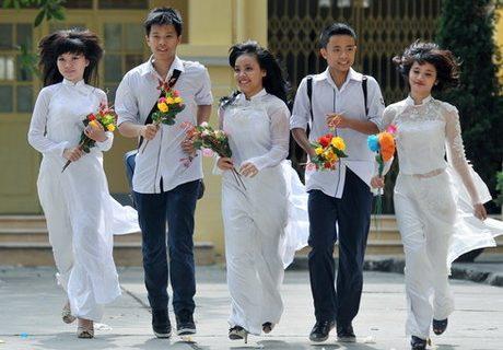 Mong ước kỷ niệm xưa' - nhớ về thời áo trắng - VnExpress Giải trí
