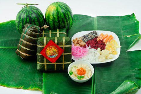 Ý nghĩa bánh chưng xanh ngày Tết của người Việt Nam