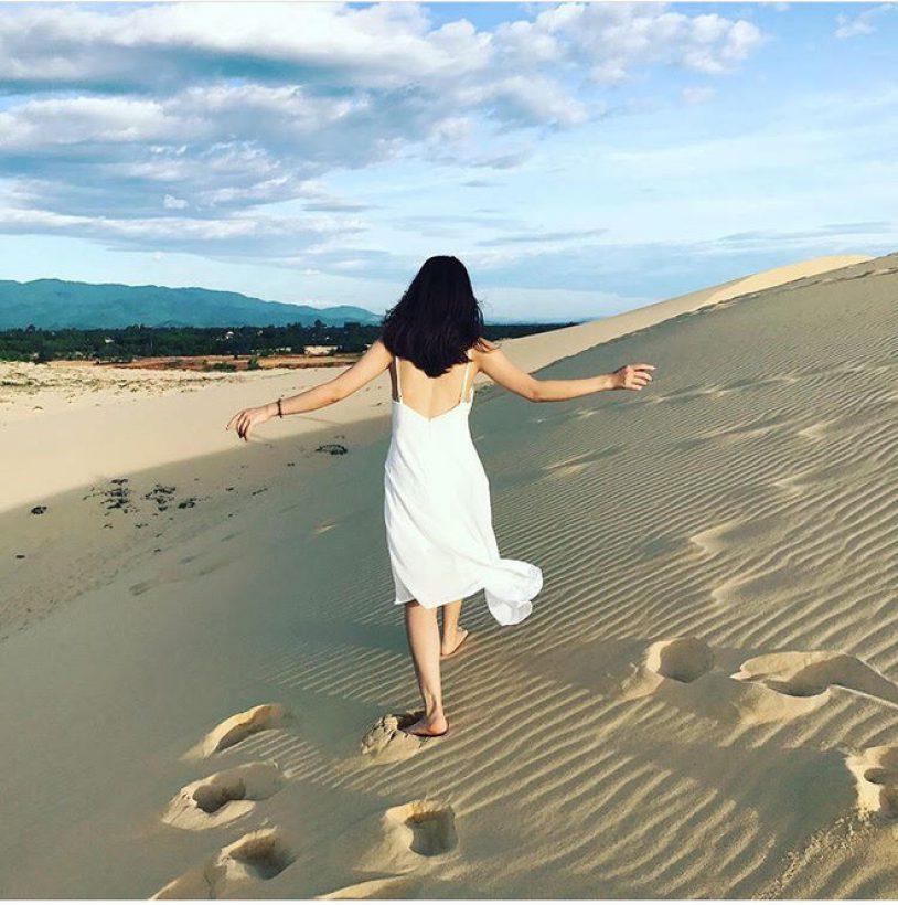 3 đồi cát đẹp nhất miền trung mang dấu chân bạn trẻ