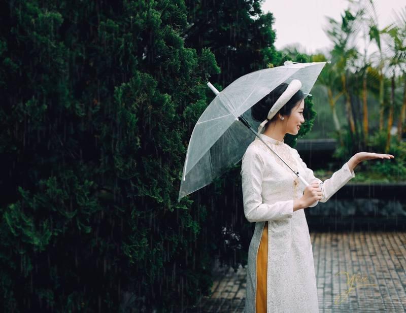 Chụp ảnh đẹp dưới mưa, các bí quyết chụp ảnh dưới mưa | Aphoto