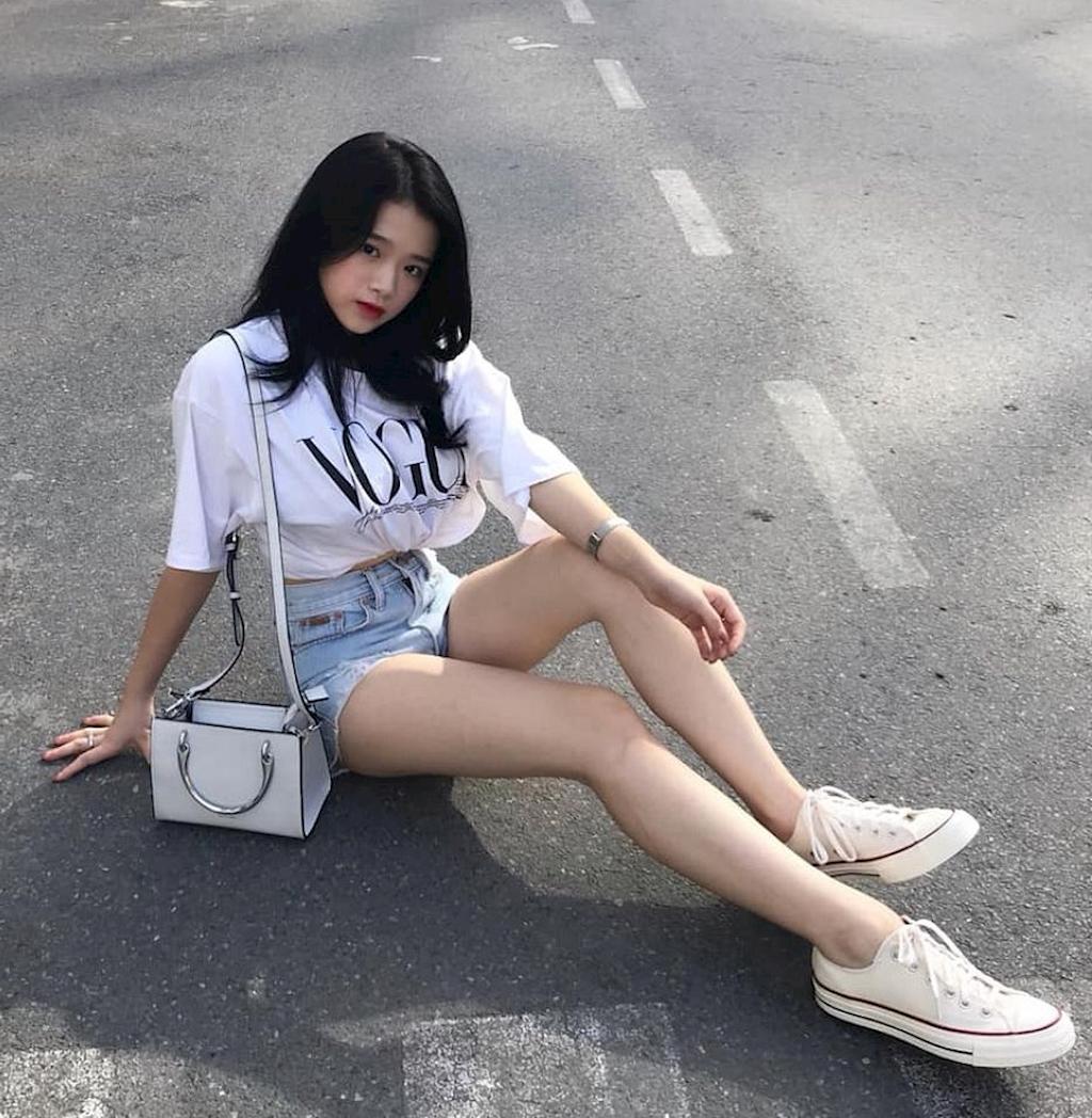Nhìn lại hình ảnh xinh đẹp của Linh Ka ở tuổi mười tám
