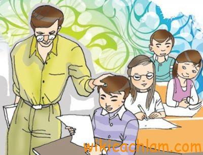 Cảm nghĩ về thầy cô giáo, những người lái đò đưa thế hệ trẻ cập bến tương  lai