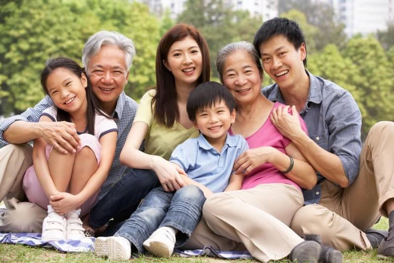 Tổng hợp 25+ hình ảnh đẹp, ý nghĩa về gia đình hạnh phúc