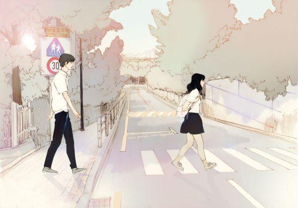 Shop Ảnh Lam Lam   - #5 Banner: Thanh xuân   Hình ảnh, Anime, Hoạt hình