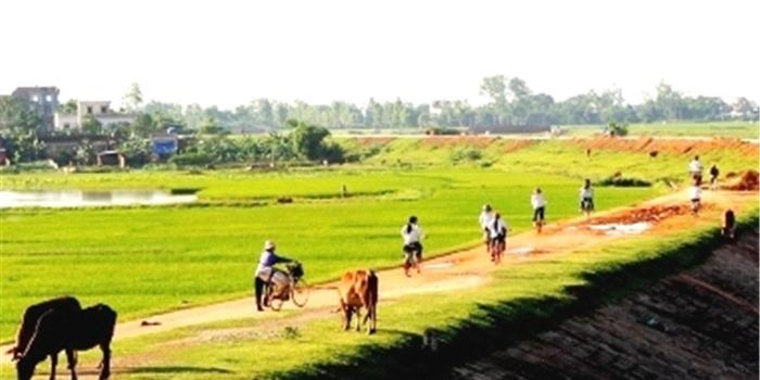 Đê Việt Nam xứng đáng là di sản nhân loại!   TTVH Online