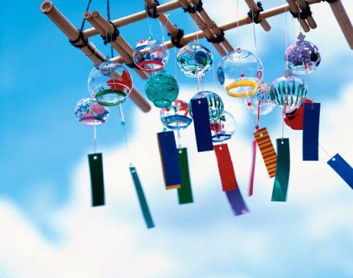 250 Vũ Phong Linh ý tưởng trong 2021 | chuông gió, phong cảnh, nhật bản