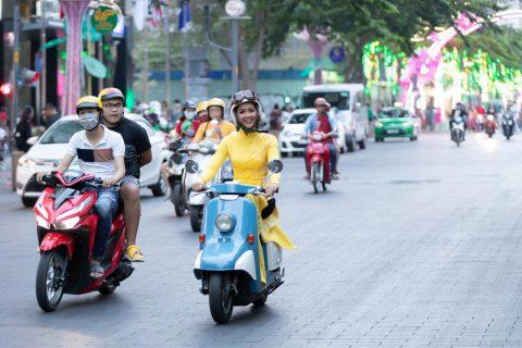Thuê Xe Máy Tại Thành Phố Hồ Chí Minh - Bài 6 - SaiGonfriendly