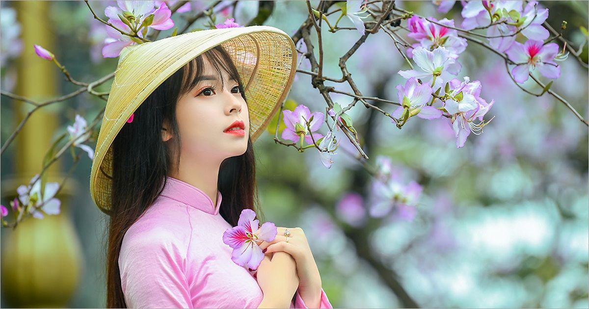 Hình nền hoa mùa xuân cực đẹp cho ngày Tết
