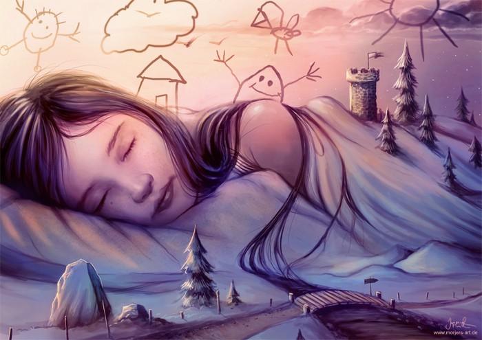 Đêm nào cũng mơ và bí ẩn về giấc mơ mà không phải ai cũng biết