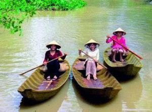 Chiếc xuồng ba lá quê tôi - Văn Chương Phương Nam - Hội Nhà Văn Thành Phố  Hồ Chí Minh