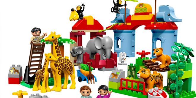 Mẹo nhỏ giúp phụ huynh tránh mua phải đồ chơi Lego giả