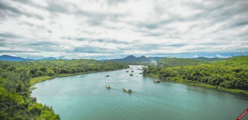 Top 30 bài văn tả dòng sông quê hương hay nhất - Toplist.vn