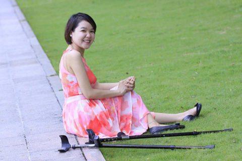 Nghị lực sống của cô gái khuyết tật từng bị xâm hại