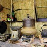 Bếp xưa dĩ vãng