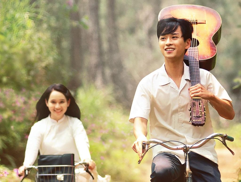 Mắt biếc' của Victor Vũ tung hình ảnh mới lãng mạn 'đốn tim' khán giả | Văn  hóa | Thanh Niên