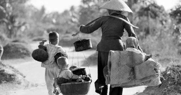 Chiếc đòn gánh của mẹ, cả bầu trời tuổi thơ của con - DKN.News
