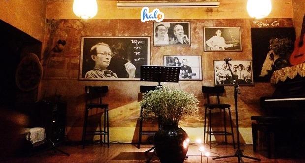 Phòng trà Trịnh Ca: Quán cafe nhạc Trịnh mang dư vị xưa cũ - Halo Travel